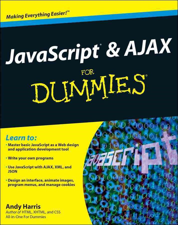 JavaScript & Ajax for Dummies®