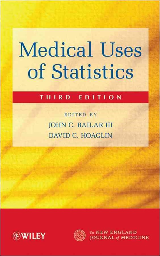 Medical Uses of Statistics, Third Edition