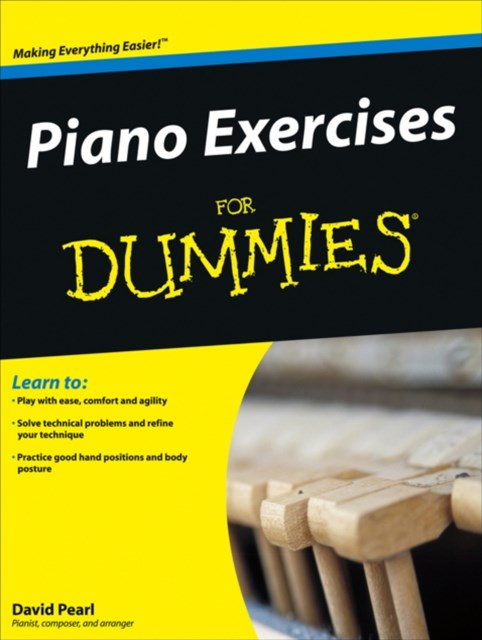 (ebook) Piano Exercises For Dummies