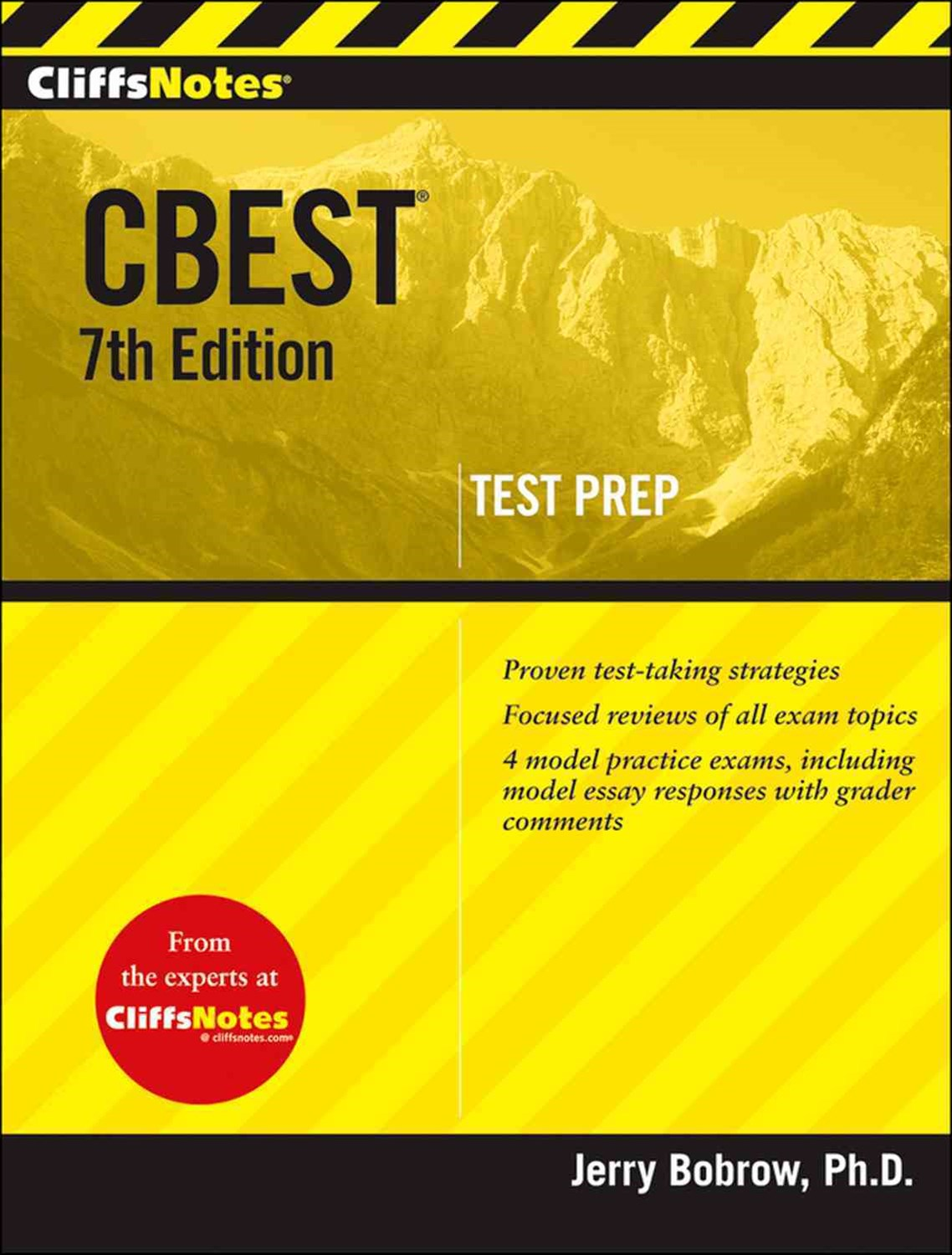 CliffsNotes CBEST: 7th Edition
