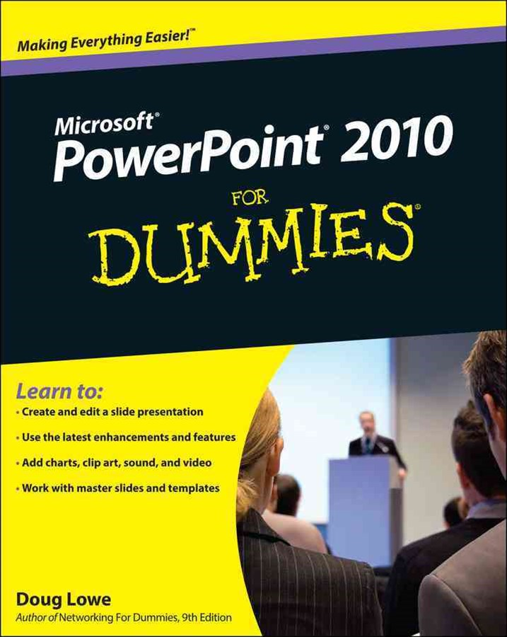 PowerPoint 2010 for Dummies®