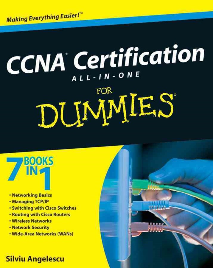 CCNA Certification All-In-One for Dummies®
