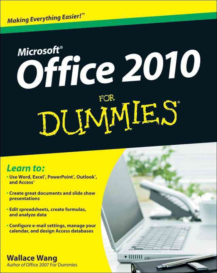 Office 2010 for Dummies®