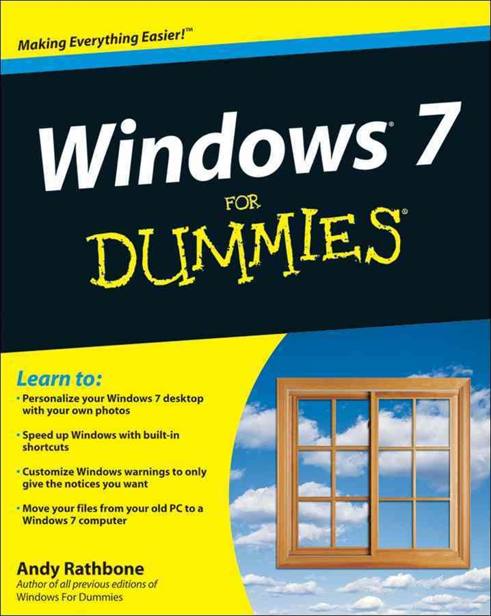 Windows 7 for Dummies®