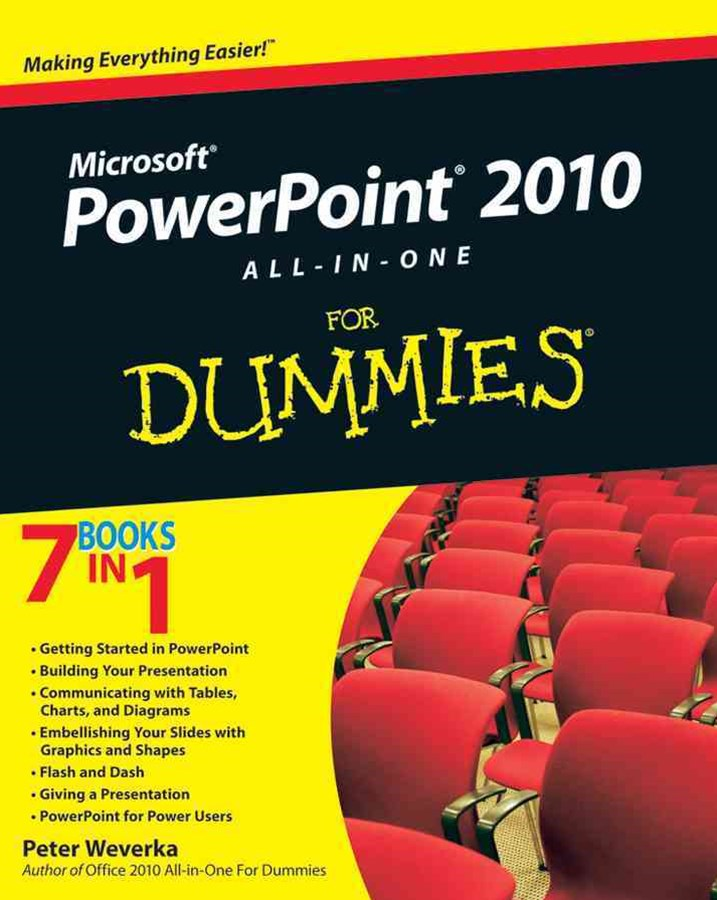 PowerPoint 2010 All-In-One for Dummies®
