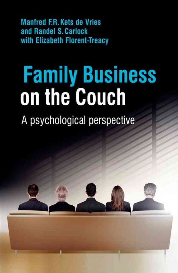 Family Business on the Couch - a Psychological    Perspective