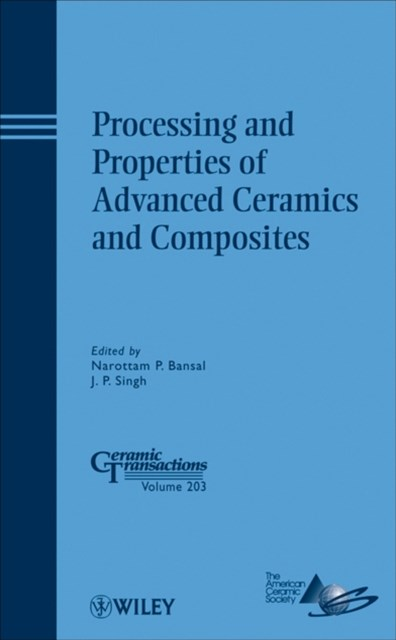 (ebook) Processing and Properties of Advanced Ceramics and Composites
