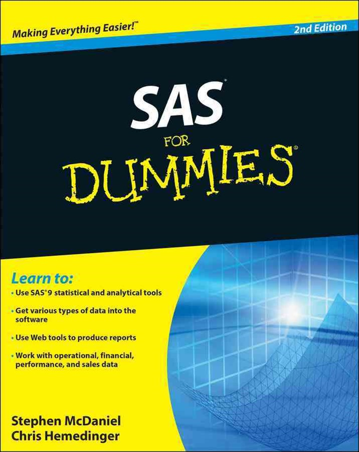 SAS for Dummies®, 2nd Edition