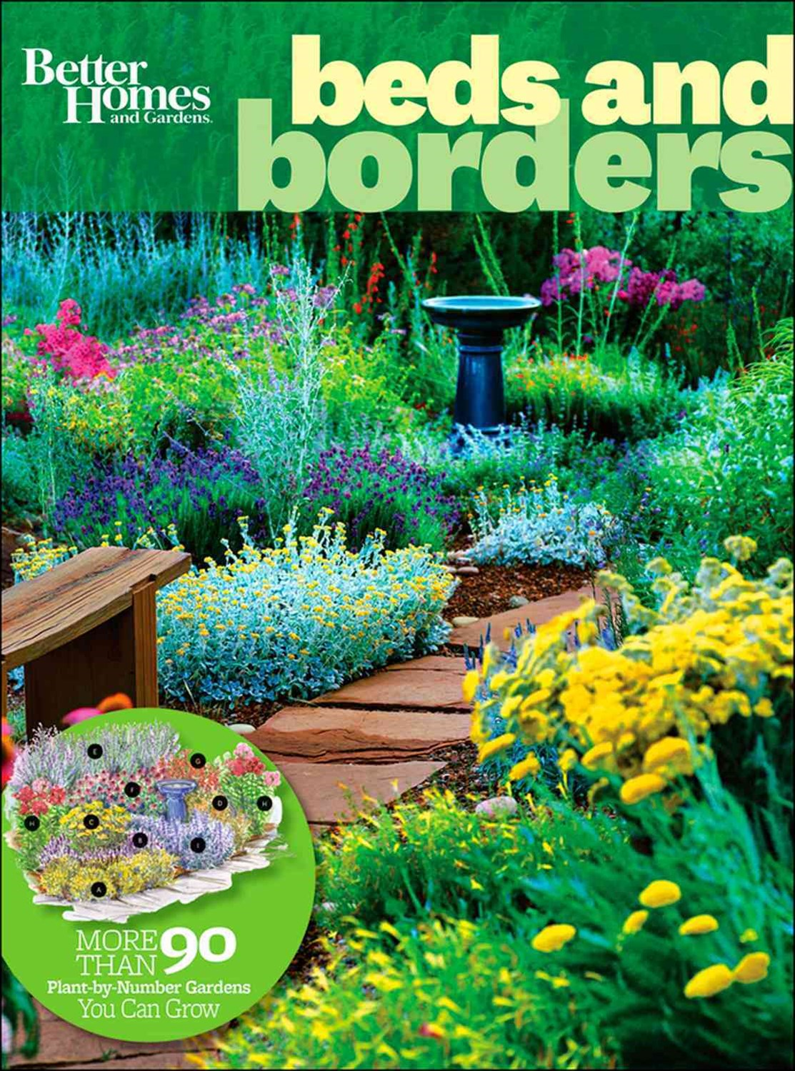 Beds and Borders: Better Homes and Gardens