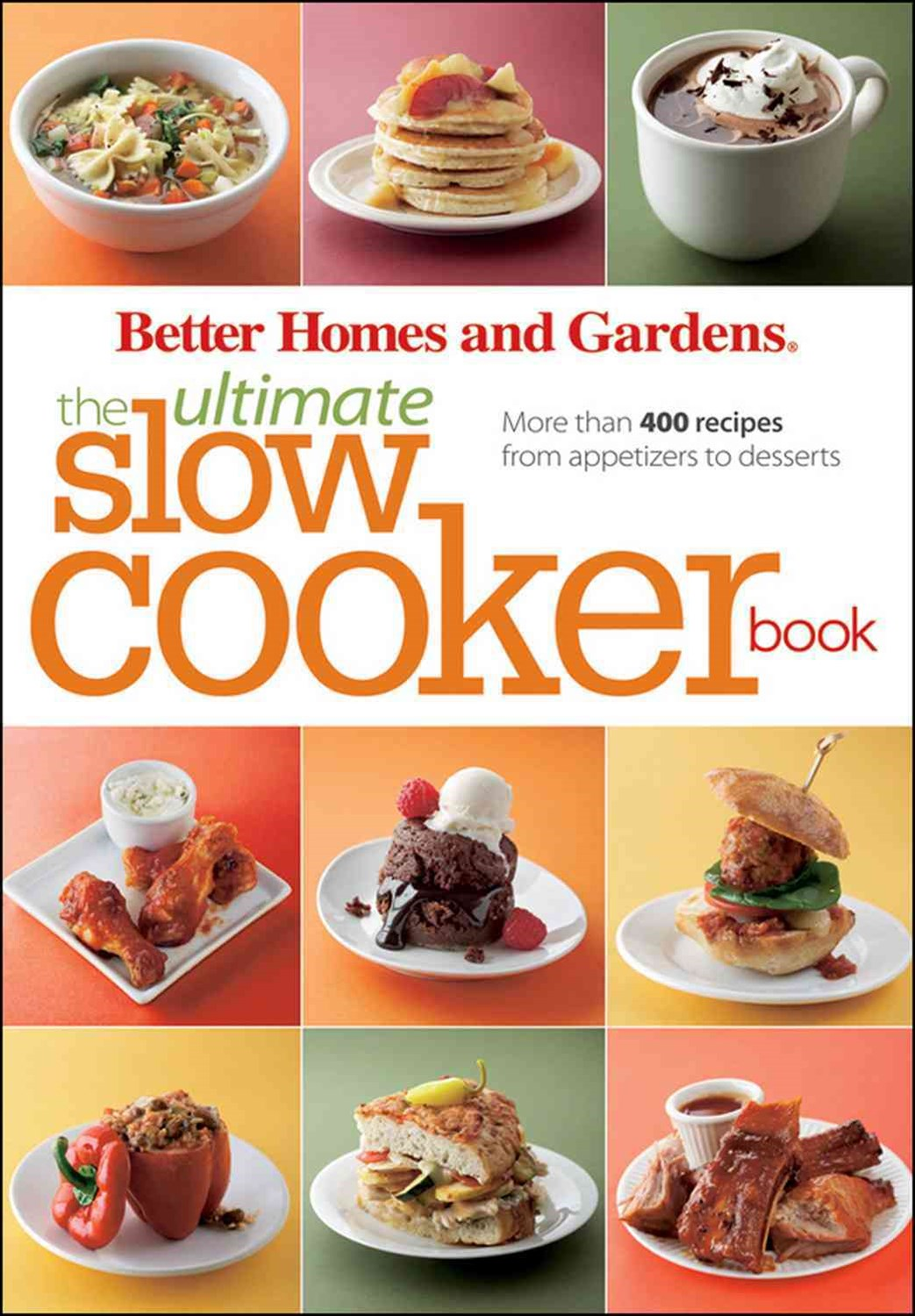 Ultimate Slow Cooker Book