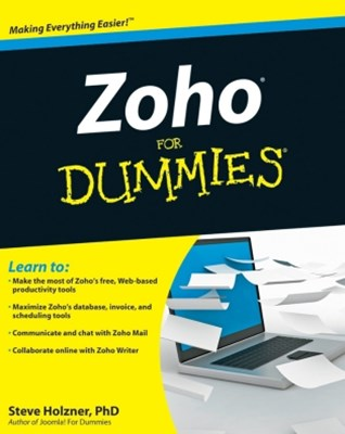 (ebook) Zoho For Dummies