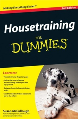 (ebook) Housetraining For Dummies