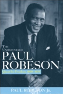 (ebook) Undiscovered Paul Robeson