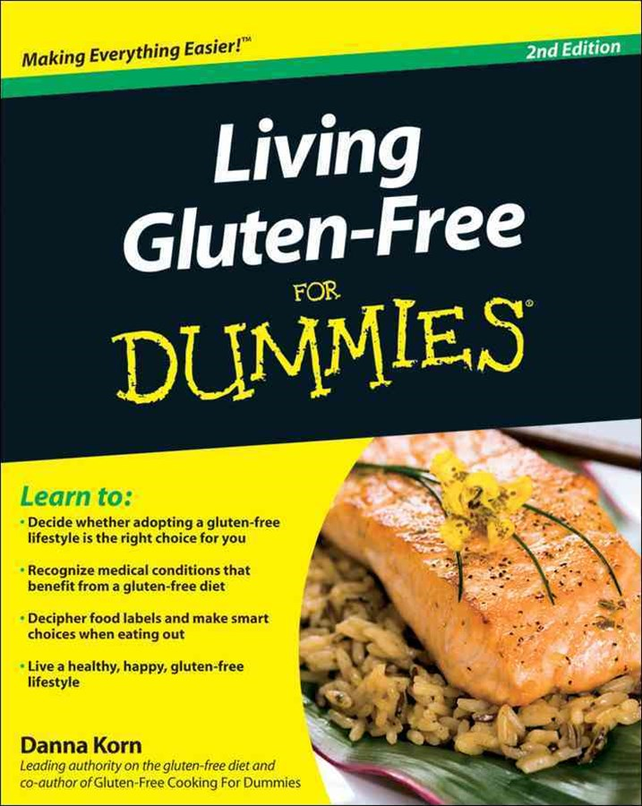 Living Gluten-free for Dummies, 2nd Edn