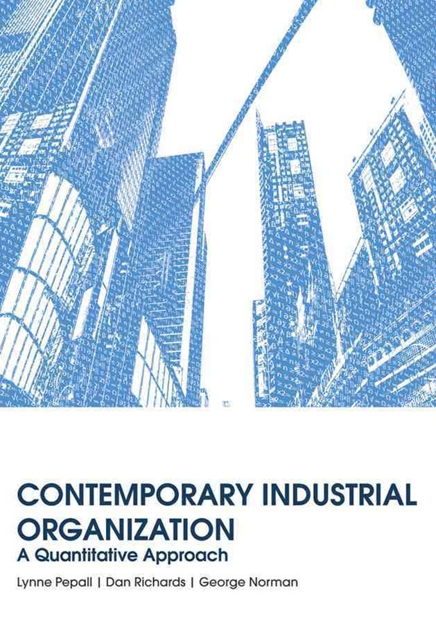Contemporary Industrial Organization a Quantitative Approach