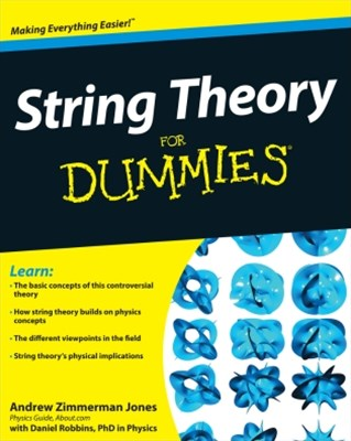 (ebook) String Theory For Dummies