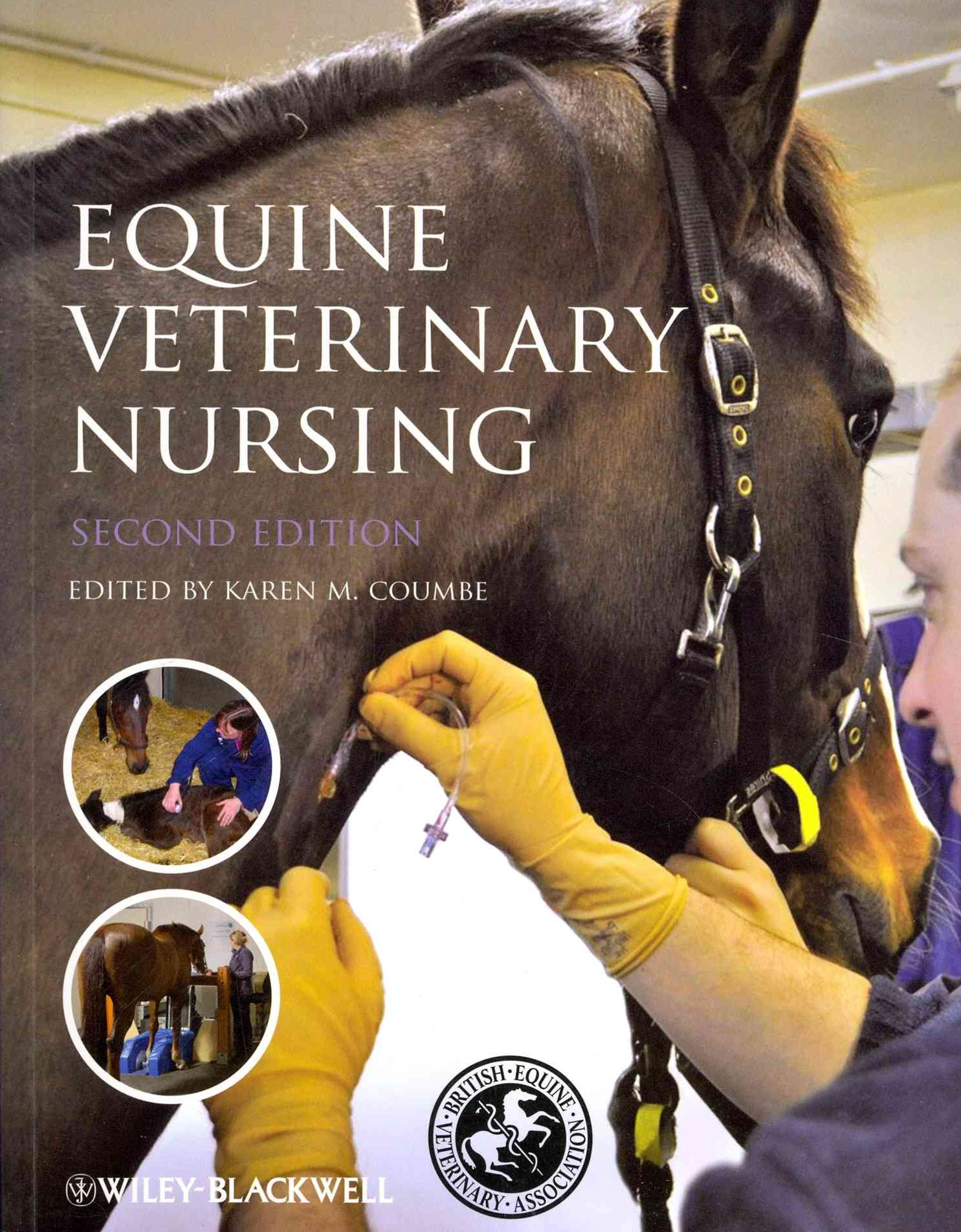 Equine Veterinary Nursing 2E