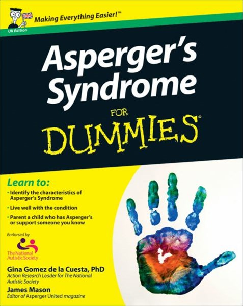 Asperger's Syndrome for Dummies UK Edition