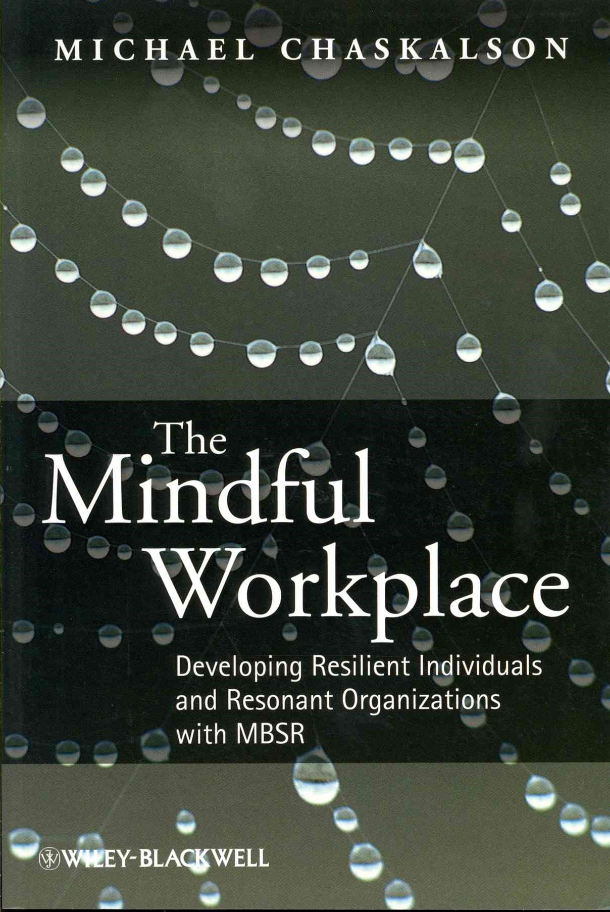 The Mindful Workplace - Developing Resilient      Individuals and Resonant Organisations with Mbsr