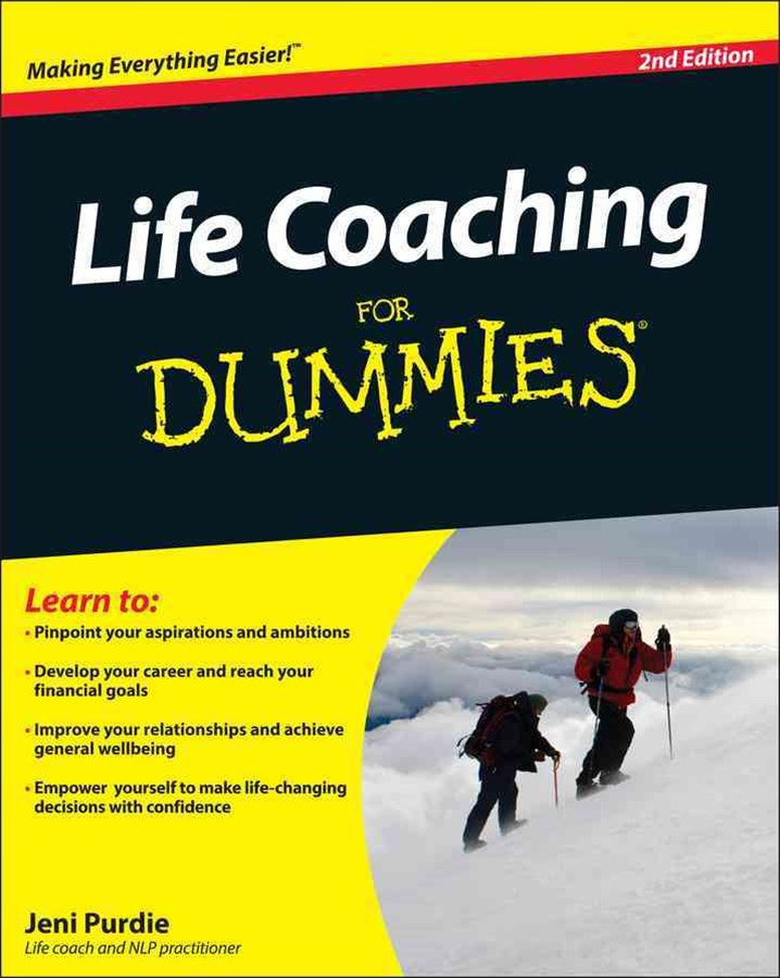 Life Coaching for Dummies 2E