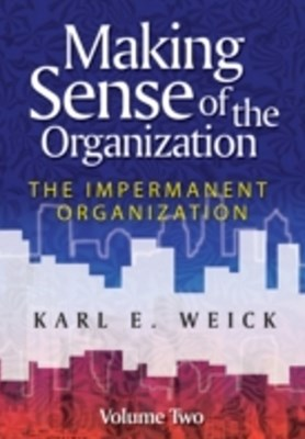 (ebook) Making Sense of the Organization, Volume 2