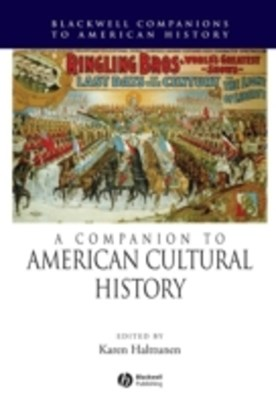 (ebook) Companion to American Cultural History