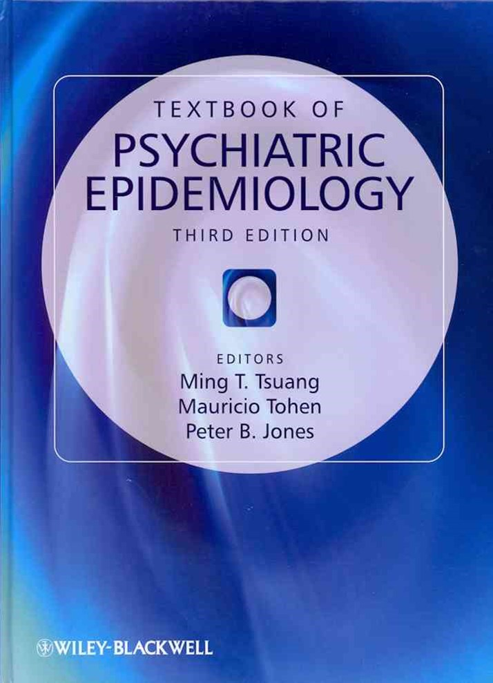 Textbook of Psychiatric Epidemiology 3E