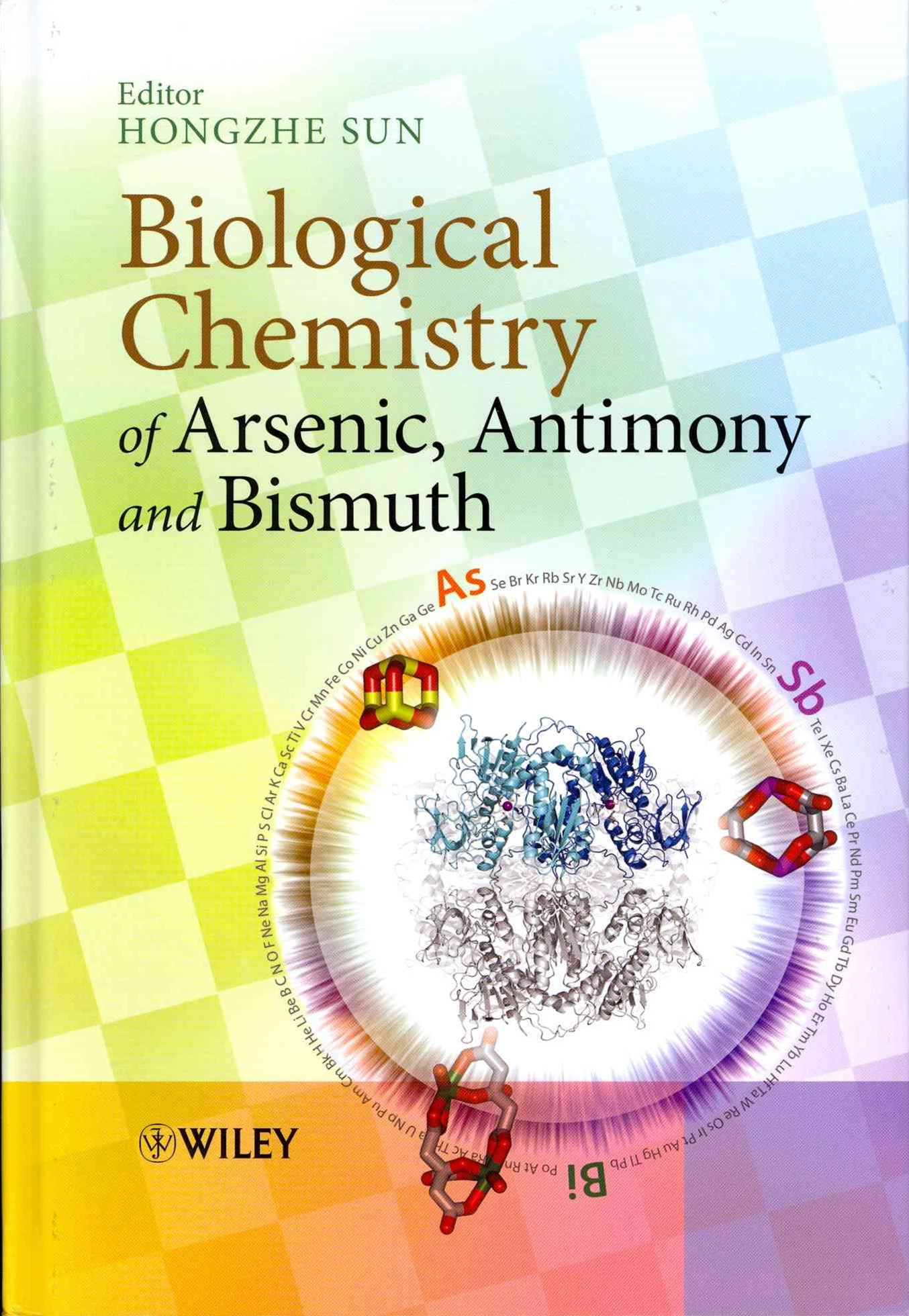 Biological Chemistry of Arsenic, Antimony and     Bismuth