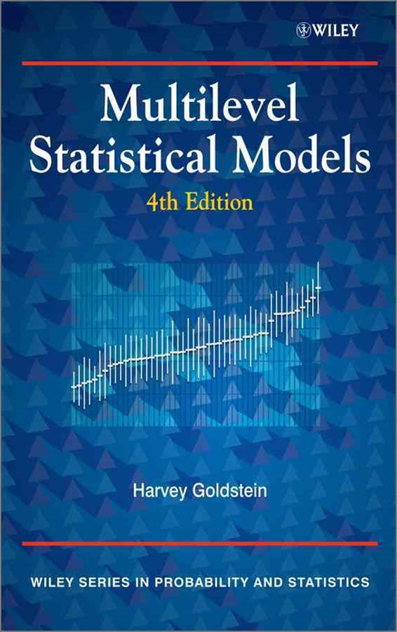 Multilevel Statistical Models 4E