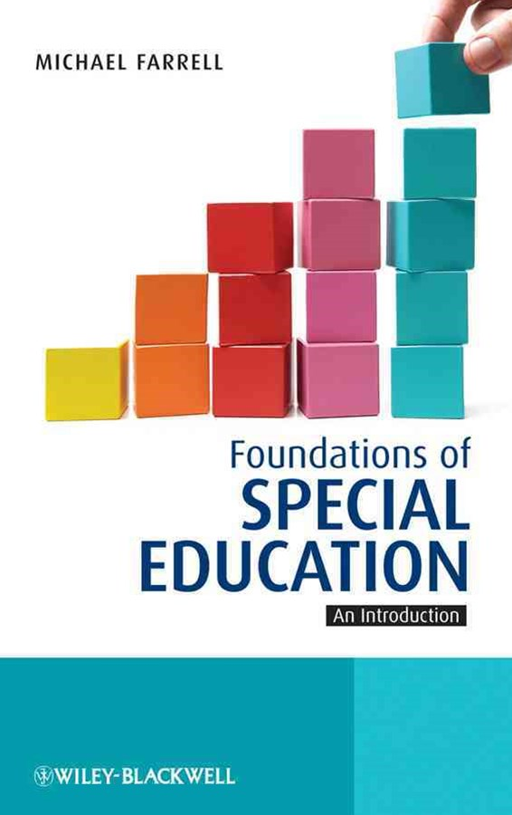 Foundations of Special Education - an             Introduction