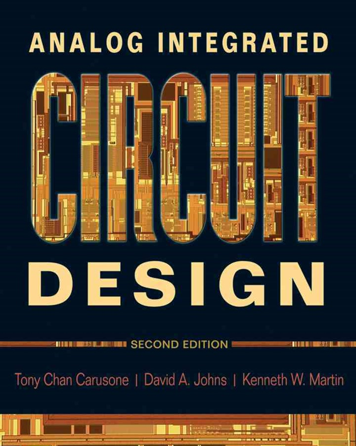 Analog Integrated Circuit Design 2E