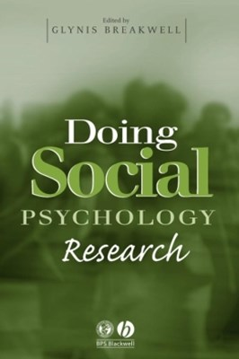 (ebook) Doing Social Psychology Research