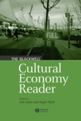 Blackwell Cultural Economy Reader