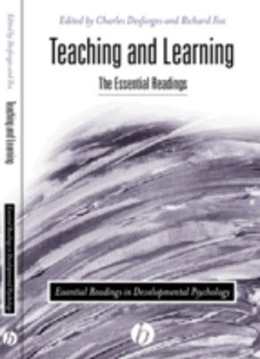 (ebook) Teaching and Learning