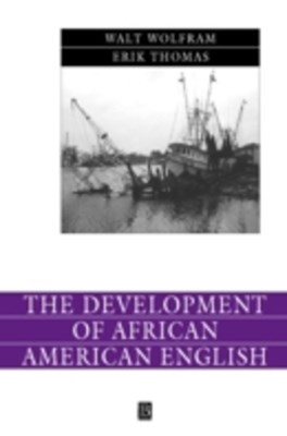 (ebook) Development of African American English