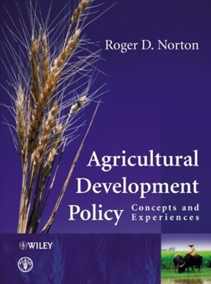(ebook) Agricultural Development Policy