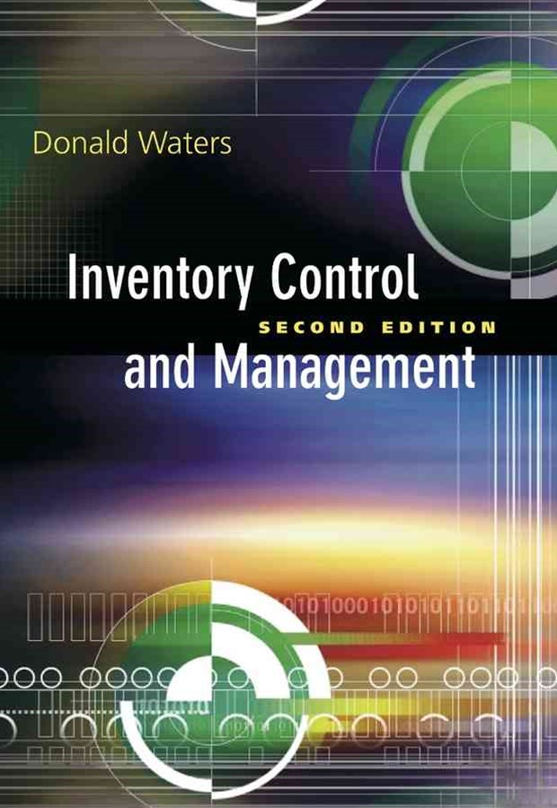 Inventory Control and Management 2E