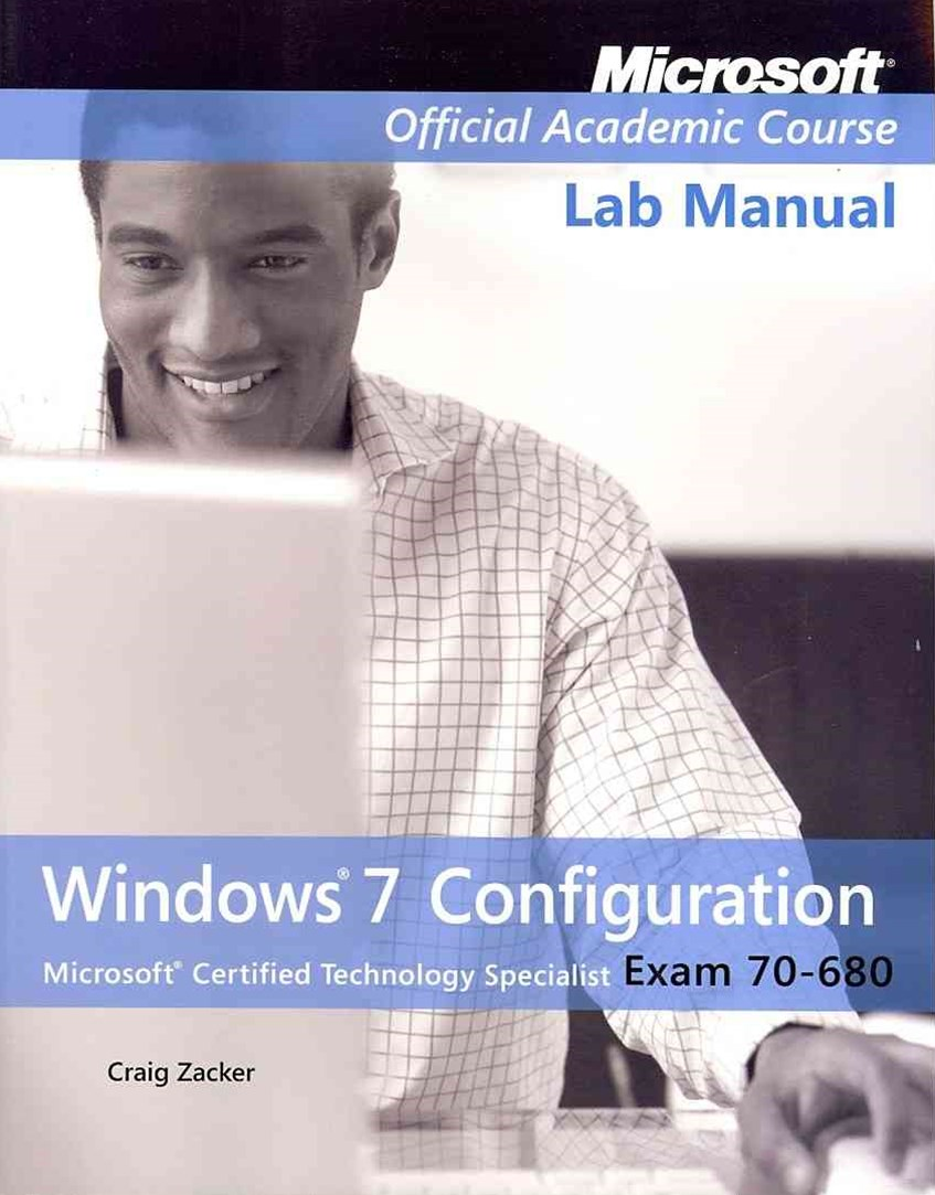 Windows 7 Configuration