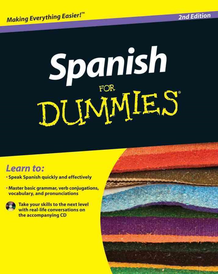 Spanish for Dummies, 2nd Edition with CD
