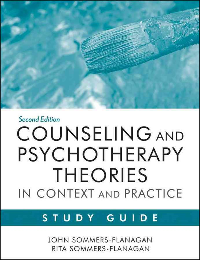Study Guide for Counseling and Psychotherapy Theories and Practice, Second Edition