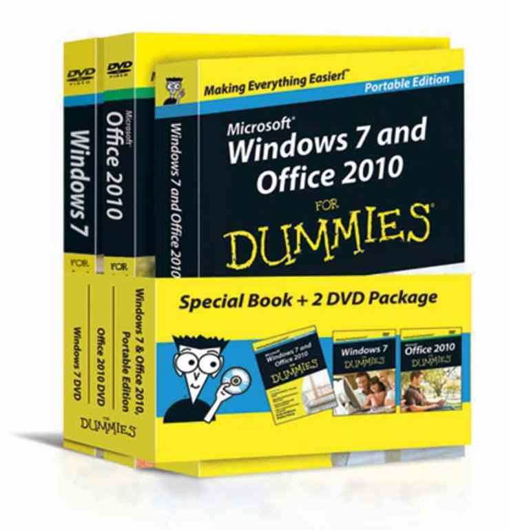 Microsoft Windows 7 and Office 2010 for Dummies-«