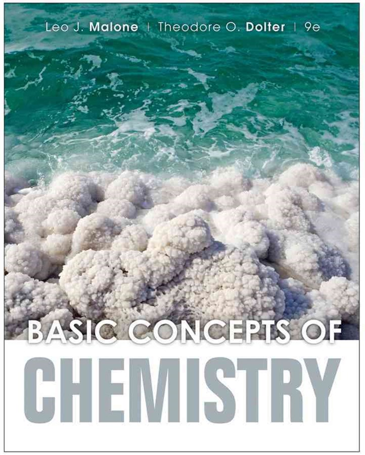 Basic Concepts of Chemistry 9E