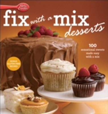 (ebook) Betty Crocker Fix-with-a-Mix Desserts