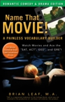 (ebook) Name That Movie! A Painless Vocabulary Builder