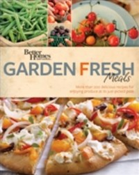 (ebook) Better Homes and Gardens Garden Fresh Meals