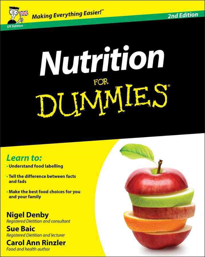Nutrition for Dummies 2E