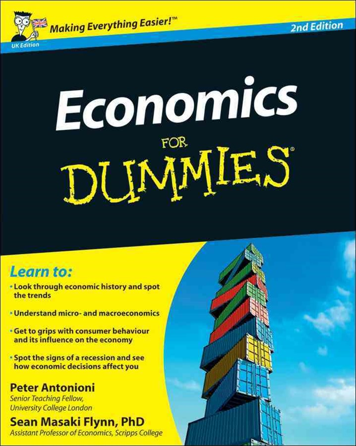 Economics for Dummies 2E
