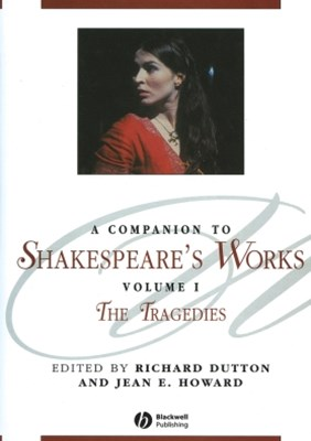 A Companion to Shakespeare's Works, Volume I