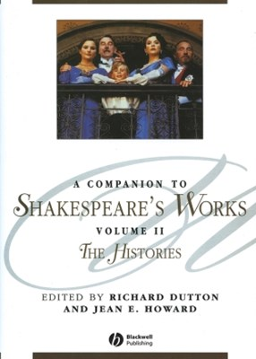 A Companion to Shakespeare's Works, Volume II