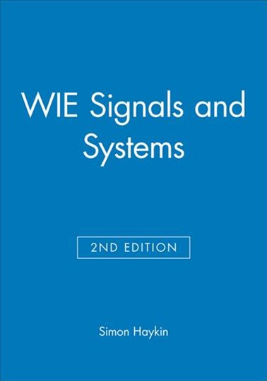 Signals and Systems 2E WIE